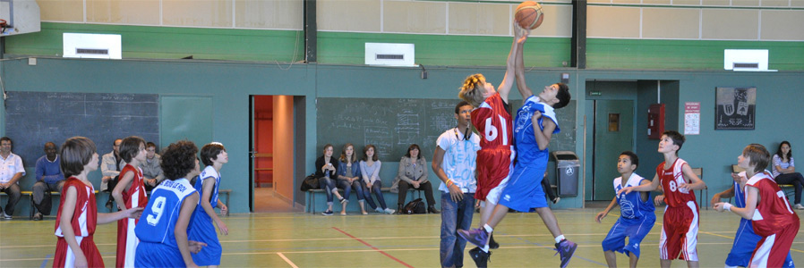 Union Sportive de Bois le Roi - Section Basket Ball