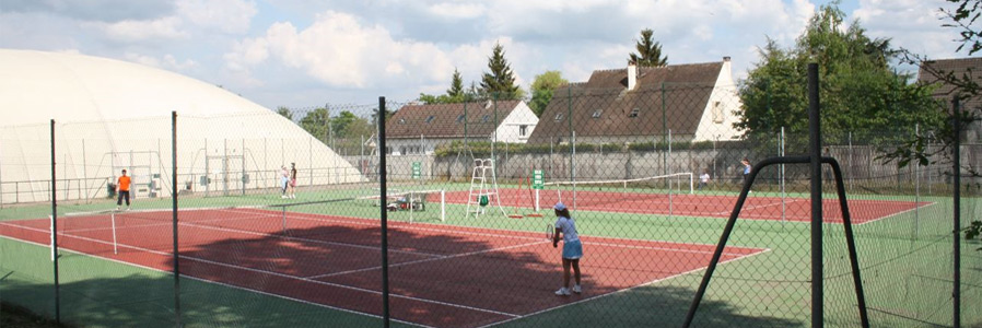 Union Sportive de Bois le Roi - Section Tennis