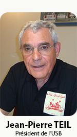 Jean-Pierre Teil - Président de l'USB