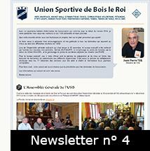 Newsletter n°4