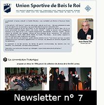 Newsletter n°7