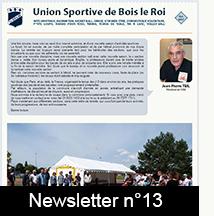 Newsletter n°13